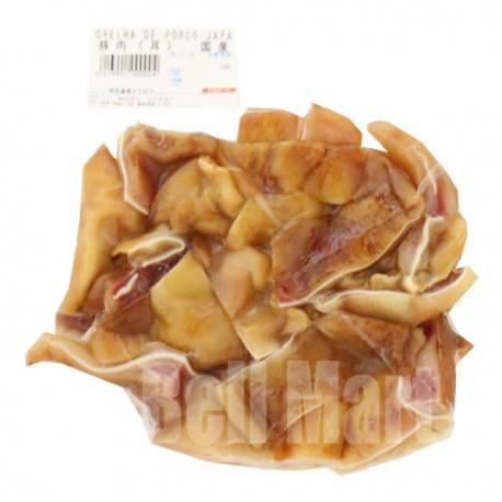 Orelha de Porco Picada Defumada 100g