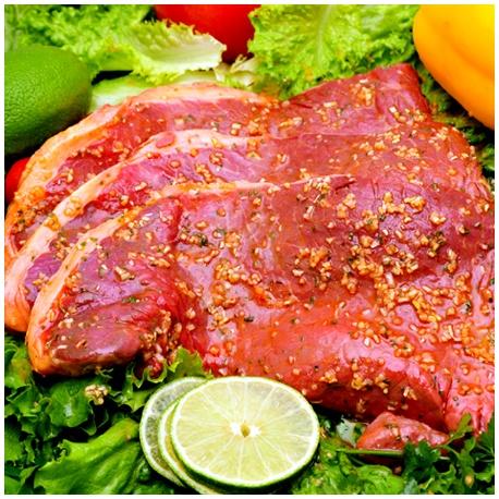 Bife Coxão Mole Temperado 1kg