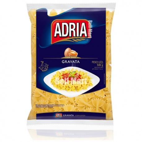 Adria Macarrão Gravata 500g