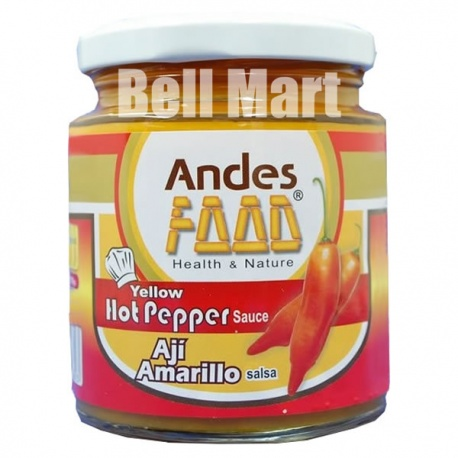 Andes Food Aji Amarillo 220gr