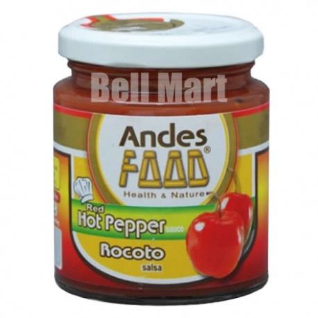 Andes Food Rocoto 220gr