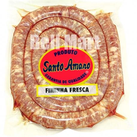 Santo Amaro Linguiça Fininha Fresca - 500g