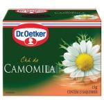 Dr. Oetker - Chá de Camomila - 15unidades - 15g