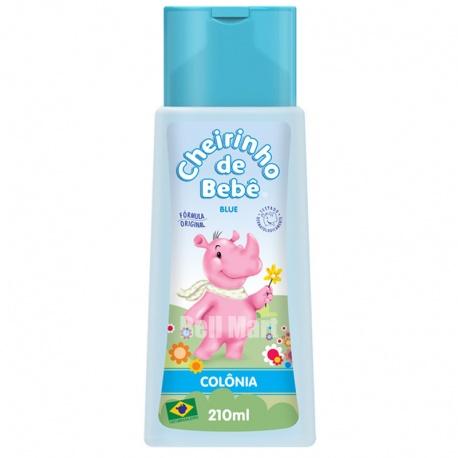 Cheirinho de Bebê Colônia Azul 210ml