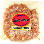 Santo Amaro Linguiça Calabreza Fresca - 500g