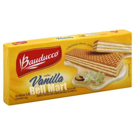 Bauducco Wafer Baunilha 100g
