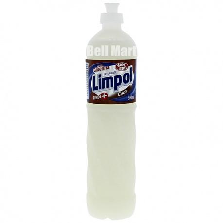 Detergente Limpol Coco