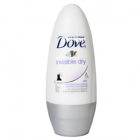 Dove Roll on Invisible Dry