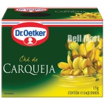 Dr. Oetker - Chá de Carqueja - 15 saquinhos
