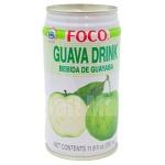 Foco Suco Goiaba 350ml