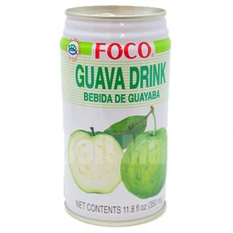 Foco Suco Goiaba 350 ml