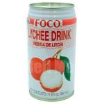 Foco Suco Lichia 350ml