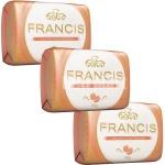 Francis Sabonete Iogurte com Pêssego 3 X 90g