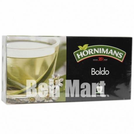 Hornimans Boldo 25 unidades de 1g