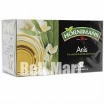 Hornimans Chá Anís 25 unidade de 1g