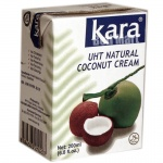 Kara Leite de Coco UHT Natural 200ml