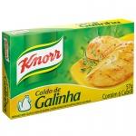 Knorr Caldo de Galinha seis cubos de 57g