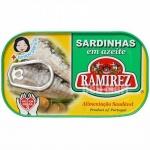 Ramirez Sardinhas em Azeite 125g