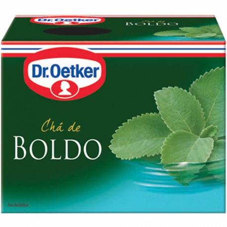 Dr.Oetker – Chá de Boldo 10 saquinhos