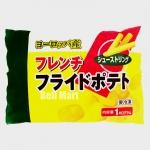 Batata Frita Congelada 1 Kg