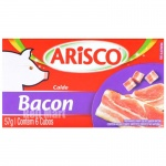 Arisco Caldo de Bacon 6 cubos 57g