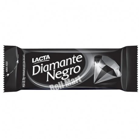 Lacta Chocolate Diamante Negro 20g