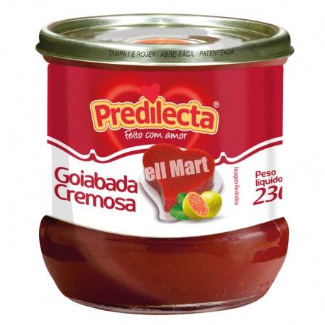 Predilecta Goiabada Cremosa 230g