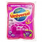 Universal Gelatina sabor Uva 2L