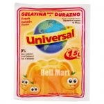Universal Gelatina sabor Durazno 1.5l