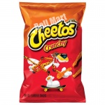 Salgadinho de Queijo Crunchy Cheetos 227g