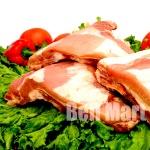 Costelinha de Porco com osso Bloco 1kg