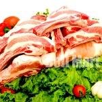 Costelinha de Porco com osso Ripa 1kg
