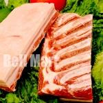 Costela de Porco Sem Osso Bloco 1kg