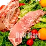 Bisteca de Porco com Osso Bife 1kg