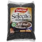 Delícias Brasil Feijão Preto 1Kg