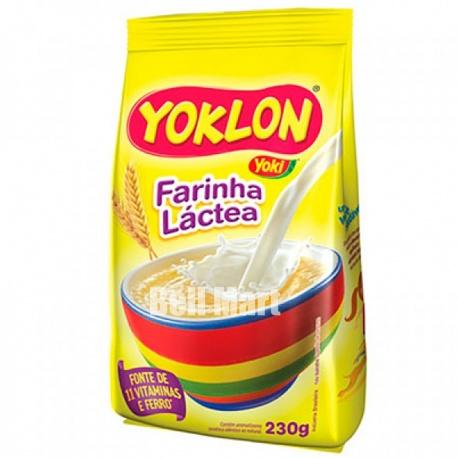 Yoklon Farinha Láctea 230g