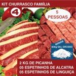 Kit Churrasco Familia Nº4