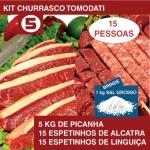 Kit Churrasco Tomodati Nº5