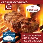 Kit Churrasco Basico Nº6