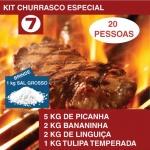Kit Churrasco Especial Nº7