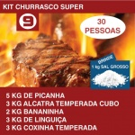 Kit Churrasco Super Nº9