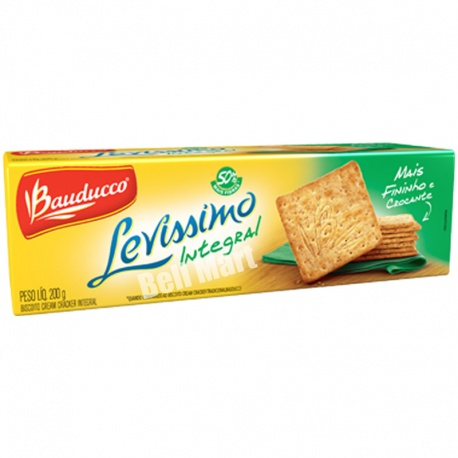 Bauducco Cracker Integral 200g