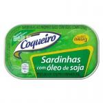 Coqueiro Sardinhas com Óleo 125g