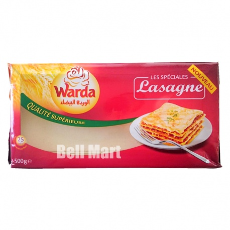 Warda Lazanha 500g
