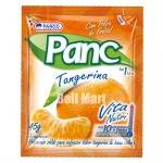 Panco refresco em pó sabor Tangerina 45g
