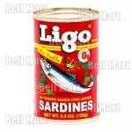 Ligo Sardinhas ao Molho de Tomate e pimenta 155g