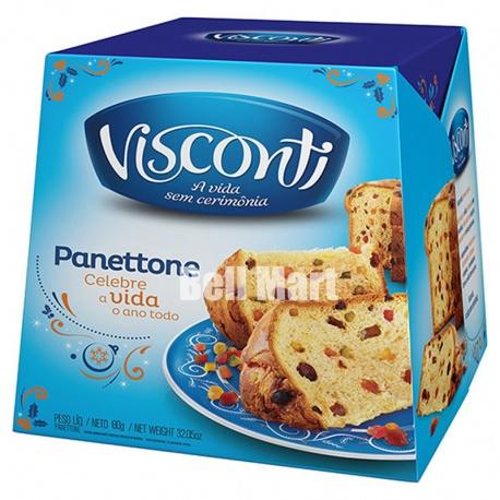 Visconti Mini Panettone 80g