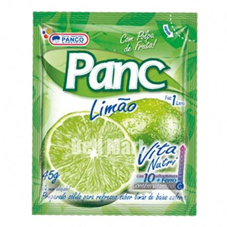Panco Suco Limão 45g