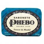 Phebo Sabonete Frescor da Manha 90g - Azul