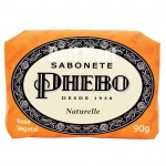 Phebo Sabonete Naturelle 90g - Laranja